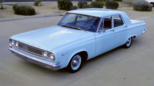 "1965 Dodge CORONET ""GRANDMAS CAR"" W/COLD AIR CONDITIONING Phoenix, Arizona 15"