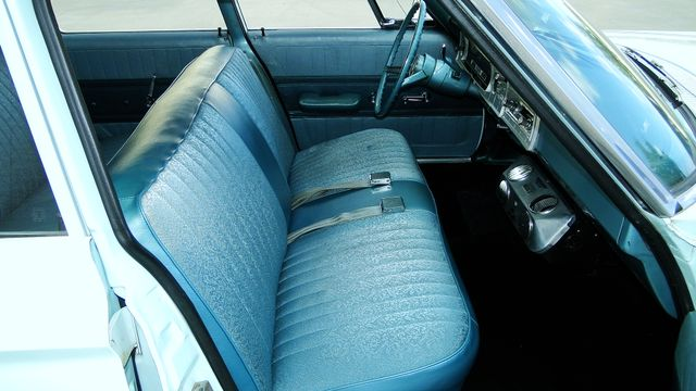 "1965 Dodge CORONET ""GRANDMAS CAR"" W/COLD AIR CONDITIONING Phoenix, Arizona 27"
