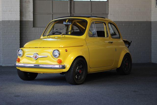 1965 Fiat 500 ABARTH 695 SS