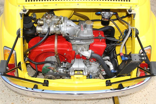 1965 Fiat 500 ABARTH 695 SS REPLICA Jacksonville , FL 16