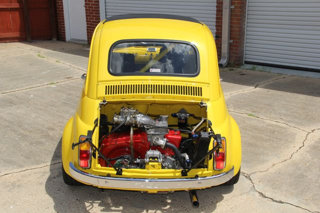 1965 Fiat 500 ABARTH 695 SS REPLICA in Jacksonville FL, 32246