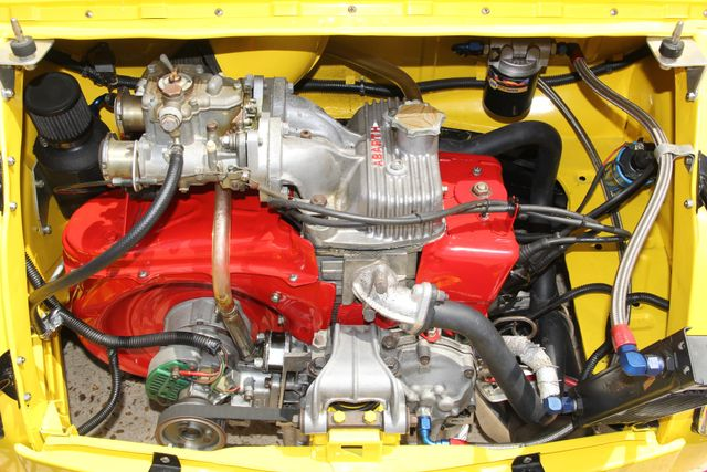 1965 Fiat 500 ABARTH 695 SS REPLICA Jacksonville , FL 13