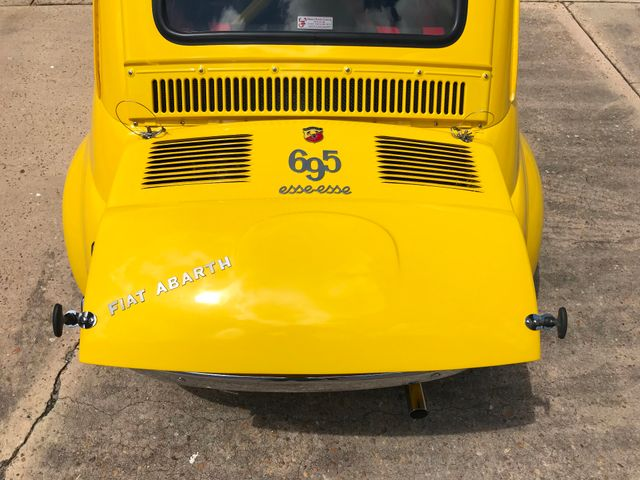 1965 Fiat 500 ABARTH 695 SS REPLICA Jacksonville , FL 11