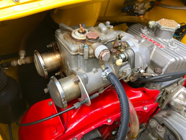 1965 Fiat 500 ABARTH 695 SS REPLICA Jacksonville , FL 17