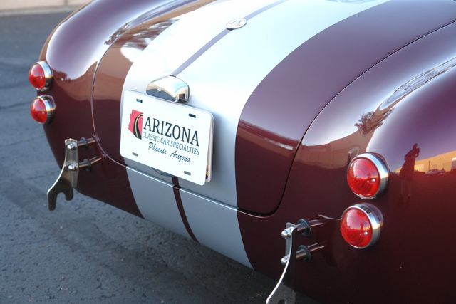 1965 Ford Cobra  Backdraft Phoenix, AZ 3