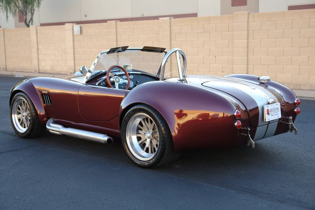 1965 Ford Cobra  Backdraft Phoenix, AZ 4