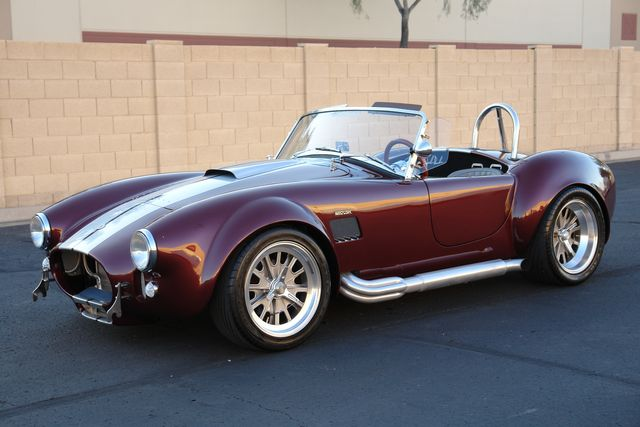 1965 Ford Cobra  Backdraft Phoenix, AZ 6