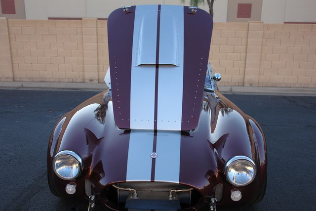 1965 Ford Cobra  Backdraft Phoenix, AZ 20