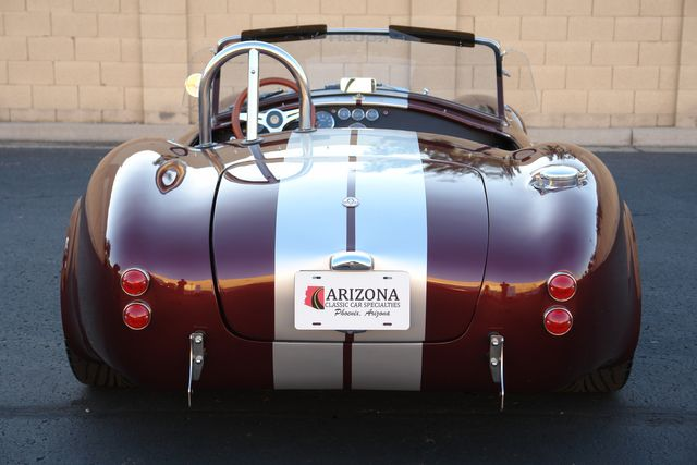 1965 Ford Cobra  Backdraft Phoenix, AZ 23