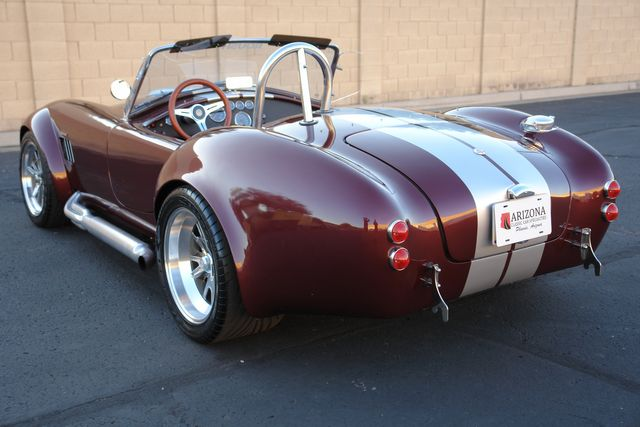 1965 Ford Cobra  Backdraft Phoenix, AZ 25