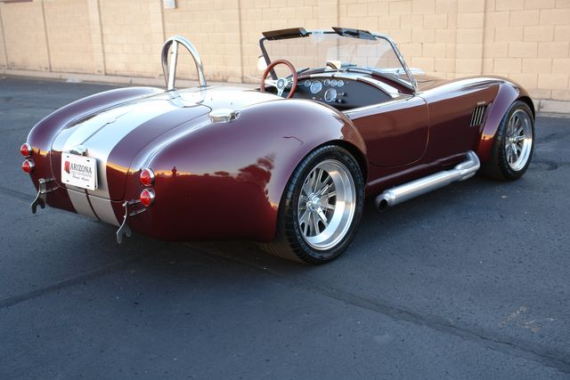 1965 Ford Cobra  Backdraft Phoenix, AZ 26