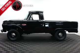 1965 Ford F100 V8 4X4 RESTORED SHORT BED in Statesville, NC 28677
