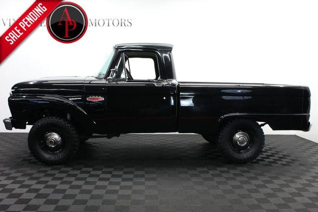 1965 Ford F100 V8 4X4 RESTORED SHORT BED