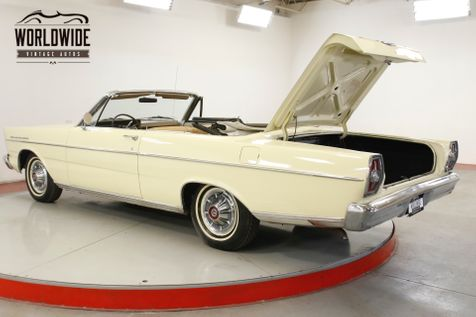 1965 Ford GALAXIE 500 CONVERTIBLE 289 PS READY FOR SUMMER | Denver, CO | Worldwide Vintage Autos in Denver, CO