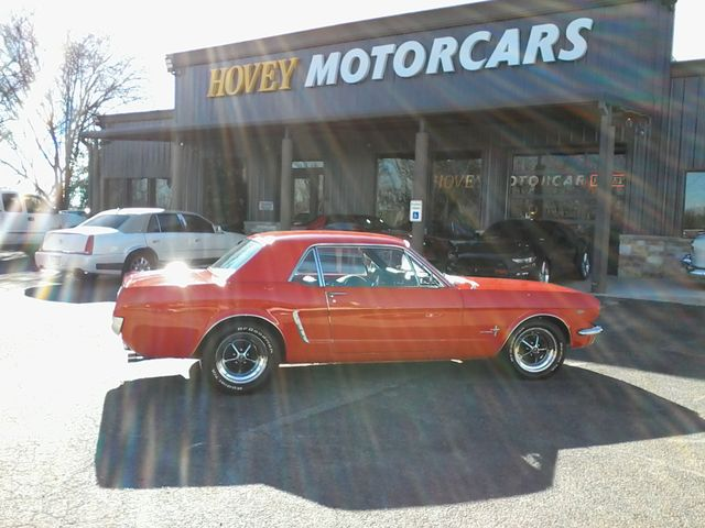1965 Ford mustang Boerne, Texas 6