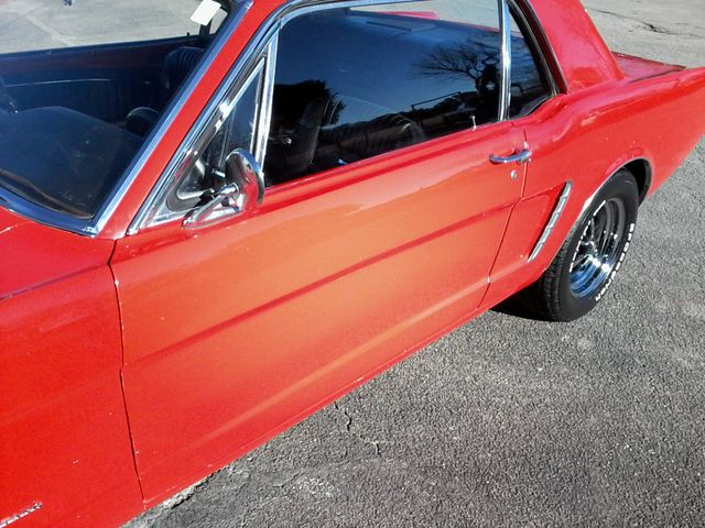 1965 Ford mustang Boerne, Texas 11