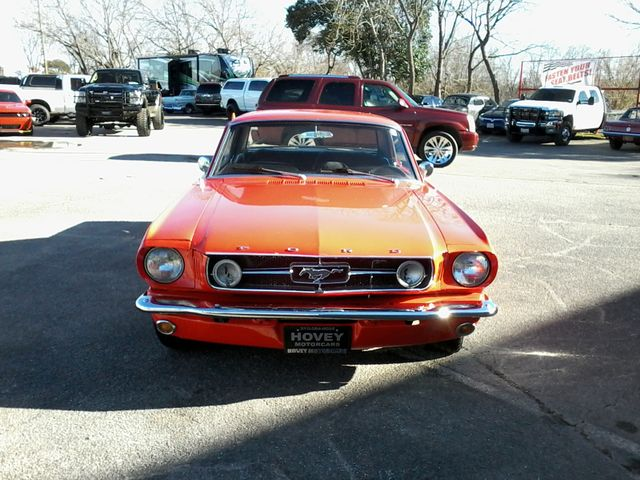 1965 Ford mustang Boerne, Texas 5