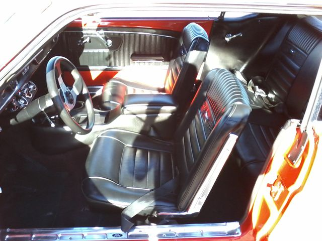 1965 Ford mustang Boerne, Texas 7