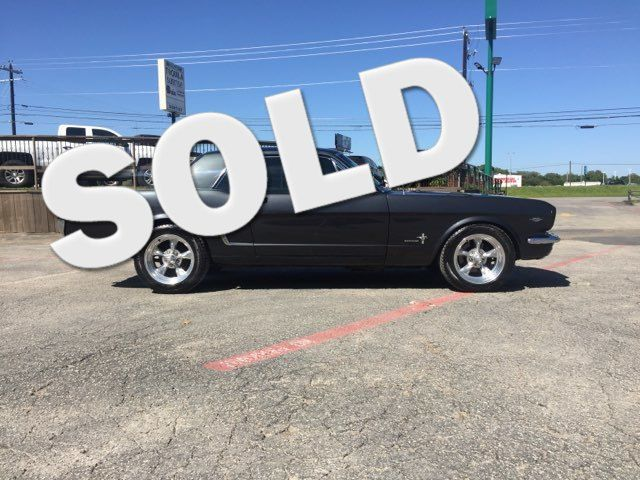 1965 Ford Mustang Boerne, Texas 0
