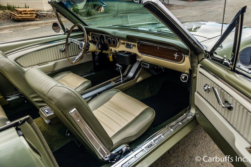 1965 Ford Mustang Convertible | Concord, CA | Carbuffs in Concord, CA