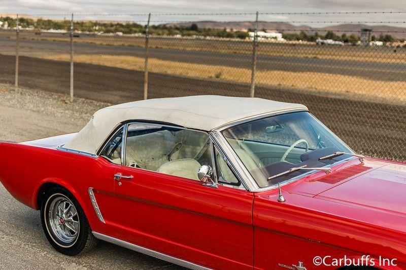 1965 Ford Mustang Conv 1964 1/2 | Concord, CA | Carbuffs in Concord, CA