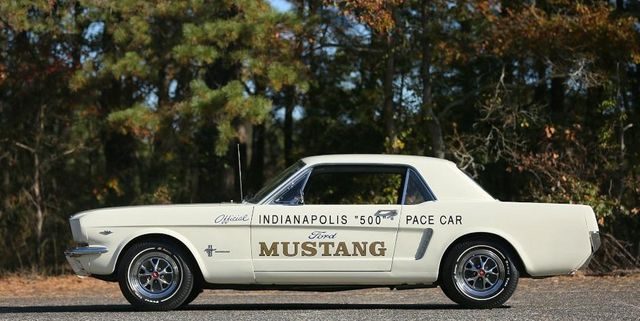1965 Ford MUSTANG COUPE PACE CAR Phoenix, Arizona 6