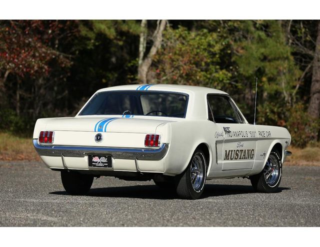 1965 Ford MUSTANG COUPE PACE CAR Phoenix, Arizona 8