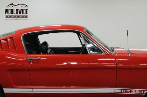 1965 Ford MUSTANG FASTBACK. HEIDTS. DISCS. 4 SPEED!  | Denver, CO | Worldwide Vintage Autos in Denver, CO