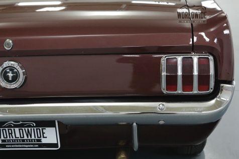 1965 Ford MUSTANG CONVERTIBLE 289 AUTO ORIGINAL. | Denver, CO | Worldwide Vintage Autos in Denver, CO
