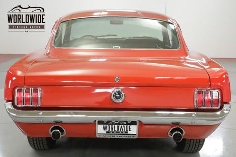 1965 Ford MUSTANG  GT FASTBACK V8 | Denver, CO | Worldwide Vintage Autos in Denver, CO