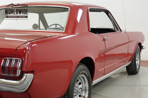 1965 Ford MUSTANG  289 V8 AUTO FACTORY A/C READY FOR SUMMER    Denver, CO   Worldwide Vintage Autos in Denver, CO
