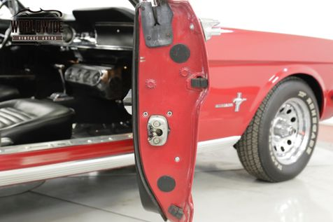 1965 Ford MUSTANG  289 V8 AUTO FACTORY A/C READY FOR SUMMER  | Denver, CO | Worldwide Vintage Autos in Denver, CO