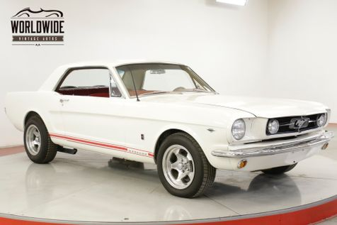 1965 Ford MUSTANG 289 V8 3-SPEED