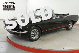 1965 Ford MUSTANG  GT 289 V8 C-4 TRANSMISSION PS PB | Denver, CO | Worldwide Vintage Autos in Denver CO