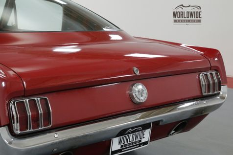 1965 Ford MUSTANG FASTBACK RESTORED. 289V8. 4-SPEED. GREAT COLOR. MUST SEE!  | Denver, CO | Worldwide Vintage Autos in Denver, CO