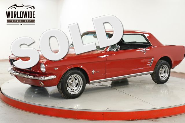 1965 Ford MUSTANG GT RARE