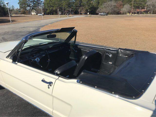 1965 Ford Mustang 289 V8