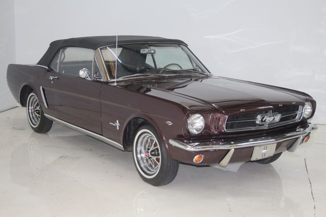 1965 Ford  Mustang Convertible Houston, Texas 3
