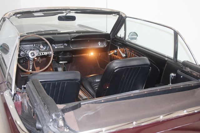 1965 Ford  Mustang Convertible Houston, Texas 37