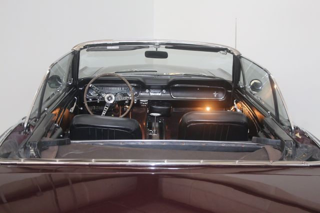 1965 Ford  Mustang Convertible Houston, Texas 39