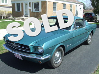 1965 Ford Mustang 2+2   Mokena, Illinois   Classic Cars America LLC in Mokena Illinois
