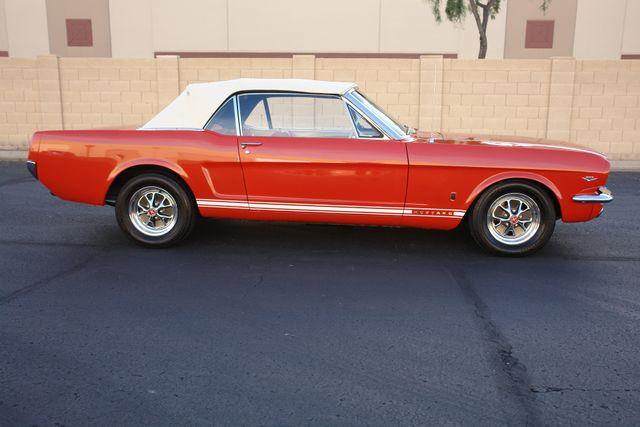 1965 Ford Mustang Convertible Factory A Code Phoenix, AZ 1