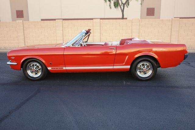 1965 Ford Mustang Convertible Factory A Code Phoenix, AZ 8