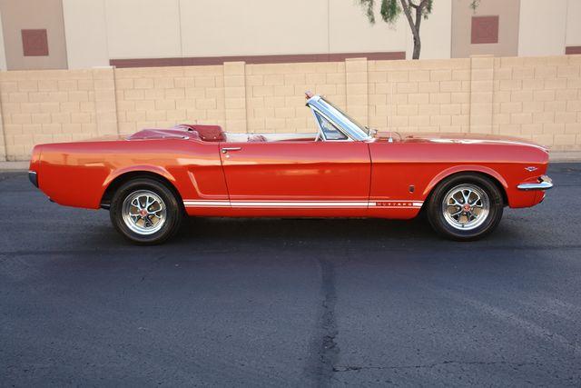 1965 Ford Mustang Convertible Factory A Code Phoenix, AZ 11