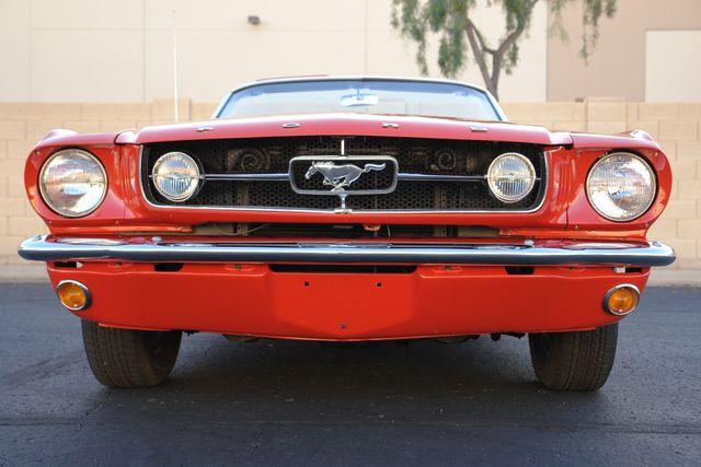 1965 Ford Mustang Convertible Factory A Code Phoenix, AZ 14