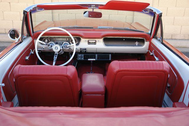 1965 Ford Mustang Convertible Factory A Code Phoenix, AZ 26