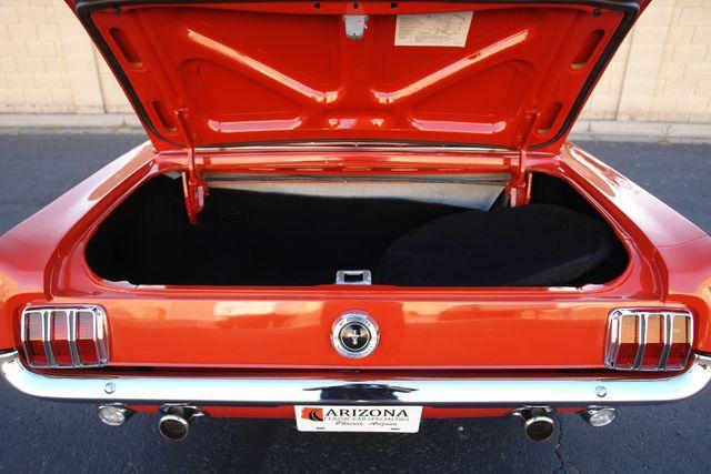 1965 Ford Mustang Convertible Factory A Code Phoenix, AZ 31
