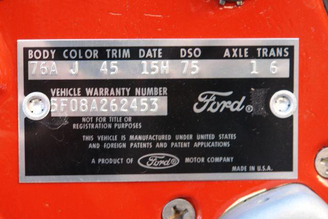 1965 Ford Mustang Convertible Factory A Code Phoenix, AZ 61