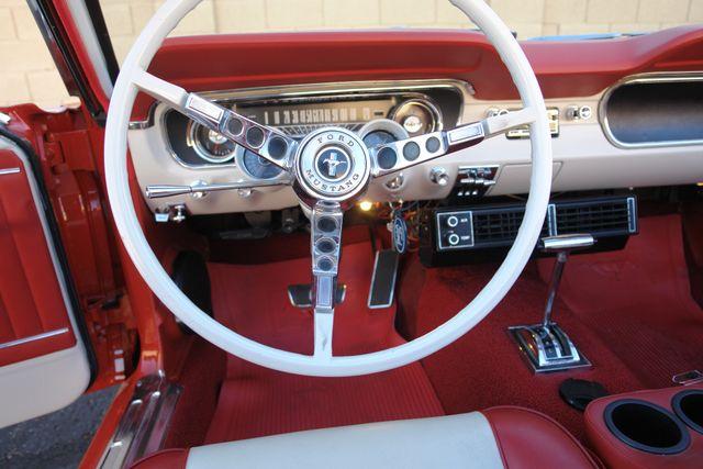 1965 Ford Mustang Convertible Factory A Code Phoenix, AZ 39