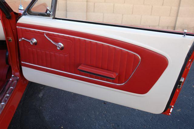 1965 Ford Mustang Convertible Factory A Code Phoenix, AZ 42